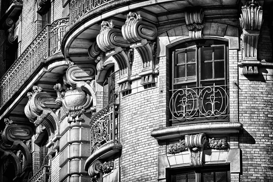 Ansonia Building Detail 36 Photograph