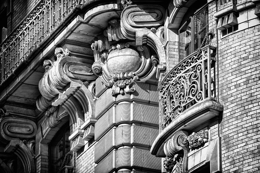 Ansonia Building Detail 37 Photograph  - Ansonia Building Detail 37 Fine Art Print