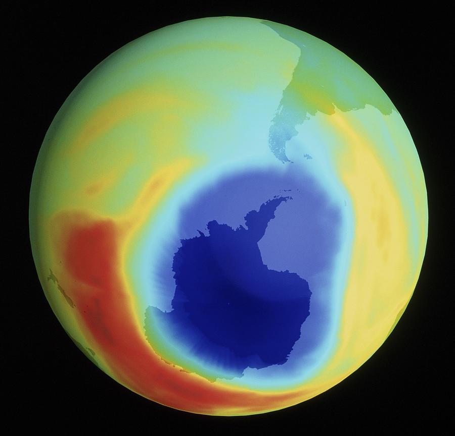 ozone from earth nasa - photo #23