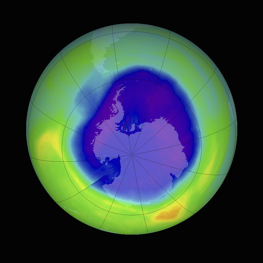 nasa ozone hole - photo #13