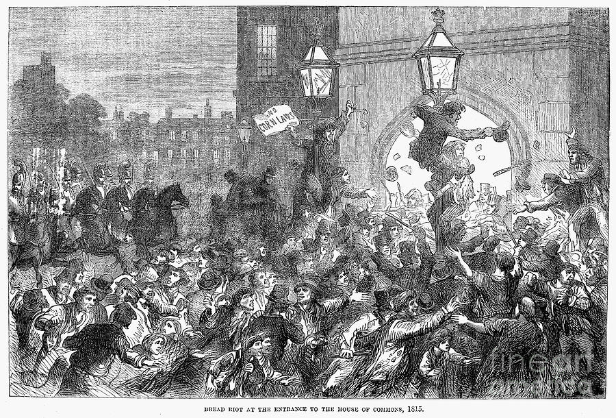 the repeal of the corn laws affected the conservative government in 1846 The corn laws and their repeal 1815-1846 progress the campaign for the repeal of the corn laws led by the anti-corn-law league (acll) kept copies of the electoral registers and had public meetings in manchester.