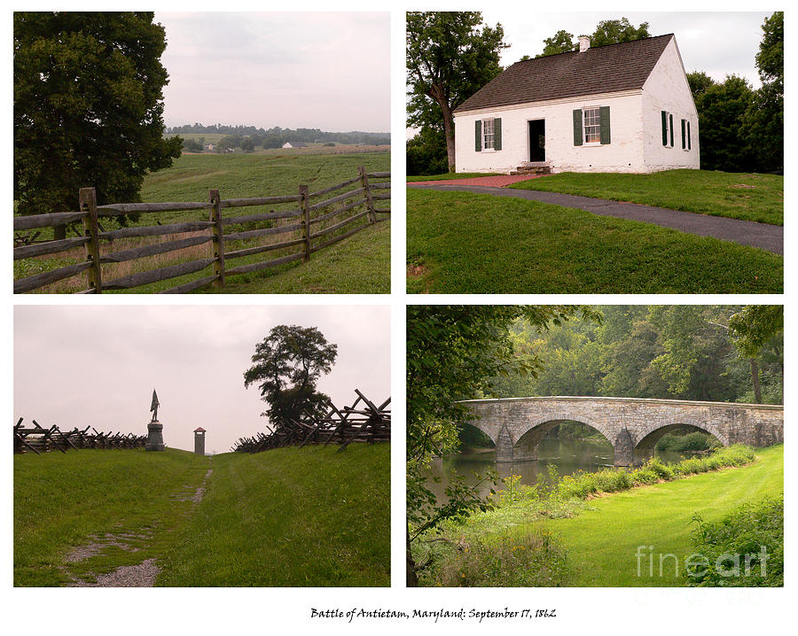 Antietam Maryland - September 17 - 1862 Photograph  - Antietam Maryland - September 17 - 1862 Fine Art Print
