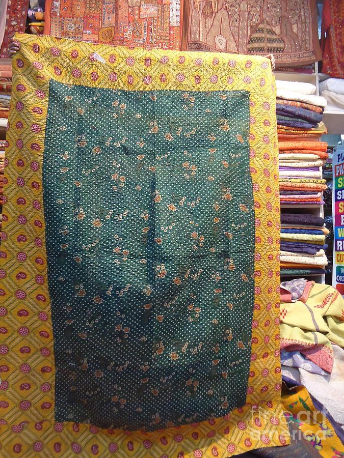 Antique Textile Tapestry - Textile