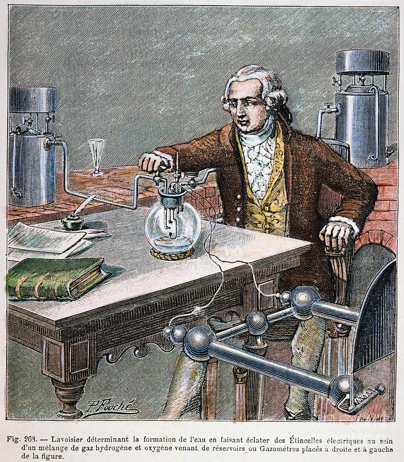 Antoine Lavoisier is a photograph by Granger which was uploaded on ...