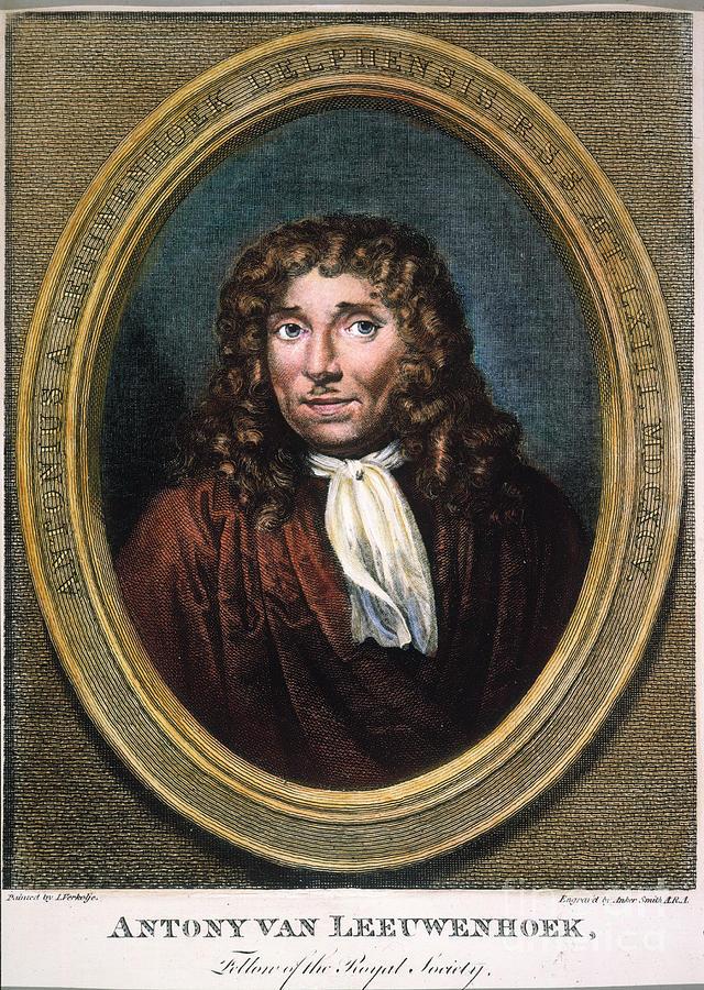 Anton Van Leeuwenhoek Photograph