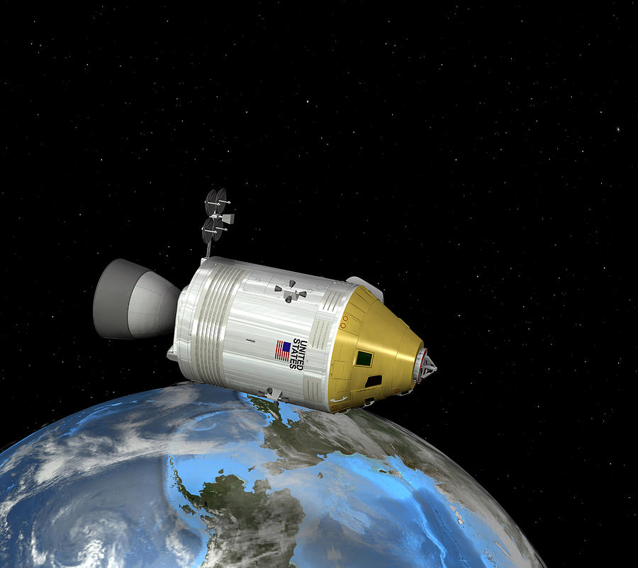apollo spacecraft - photo #14