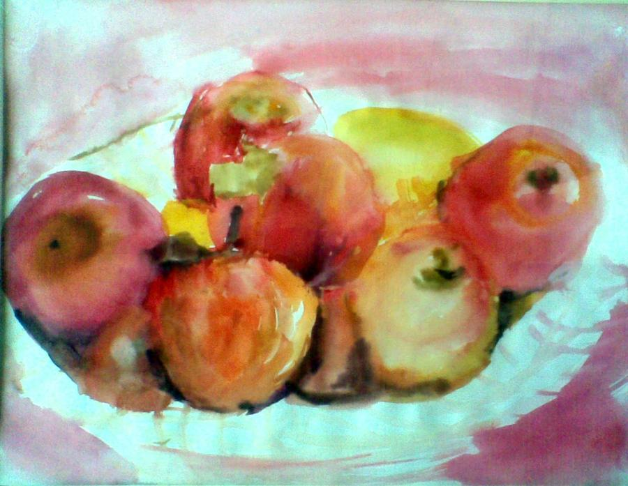 Appels Pastel 