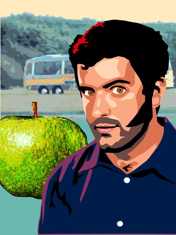 Apple Zac Digital Art