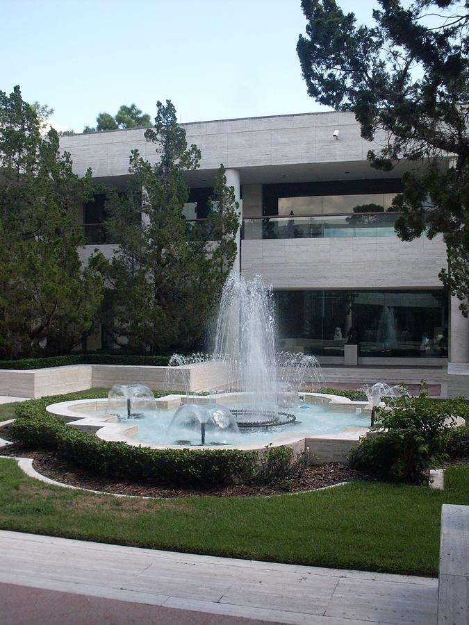 Appleton Fountain Photograph