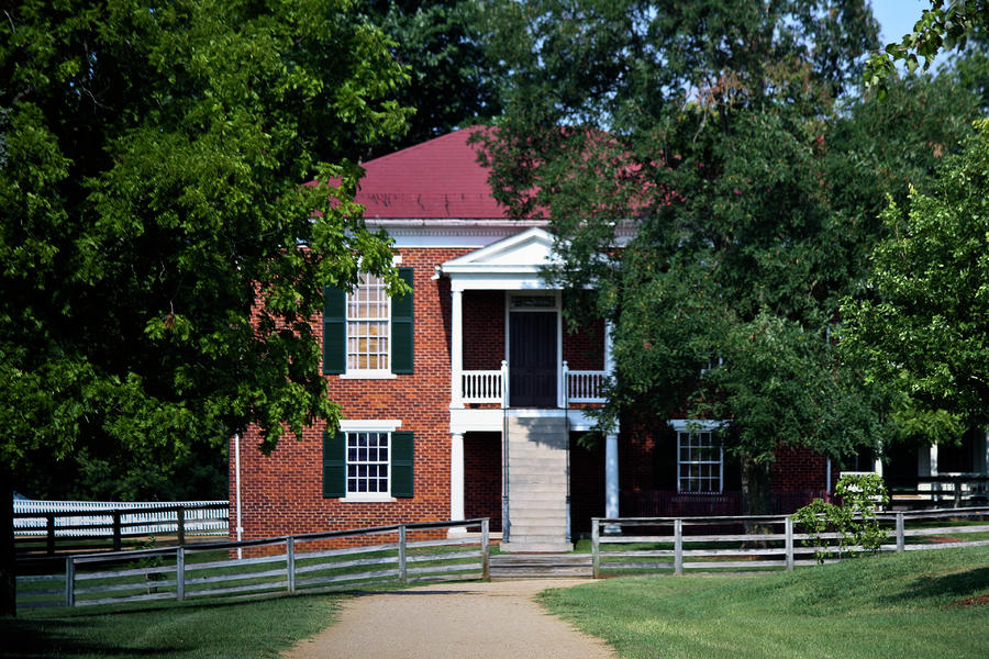 Appomattox County Court House 1 Photograph