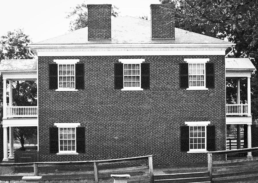 Appomattox Courthouse Photograph