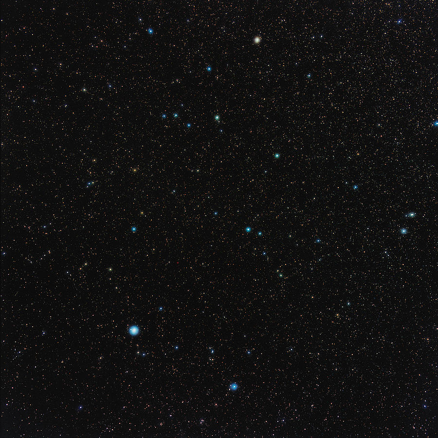 Aquarius Constellation Photograph