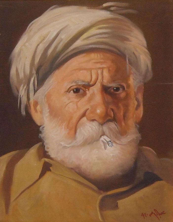 Arab - Harap Painting