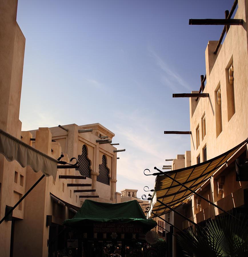 Arabic Architecture Houses Arabic Bazar Architecture