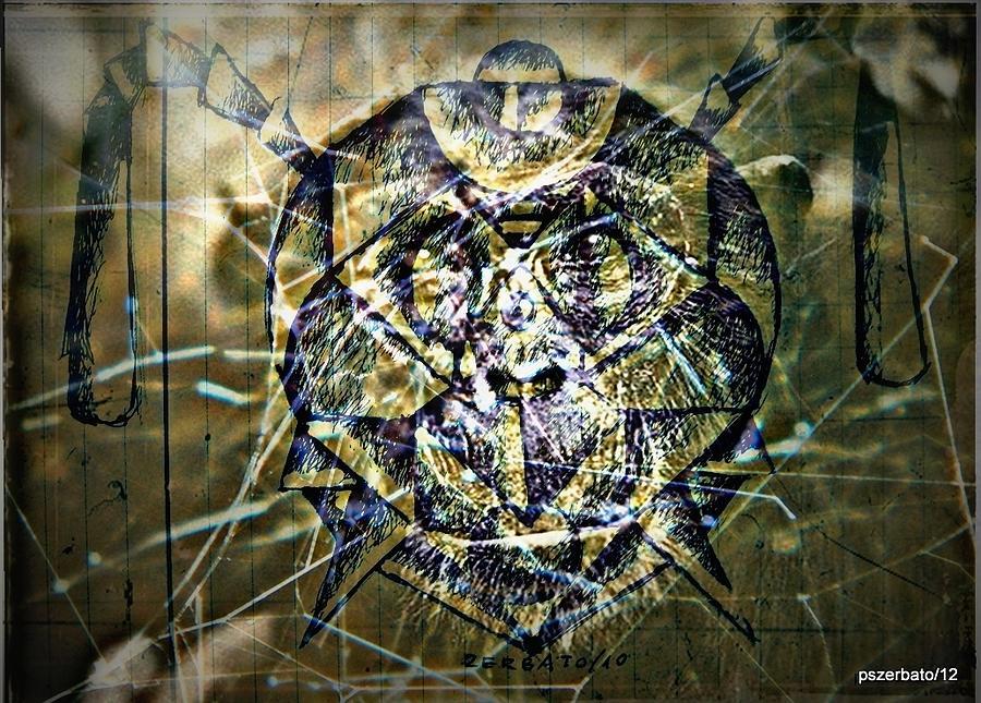 Arachnids Digital Art