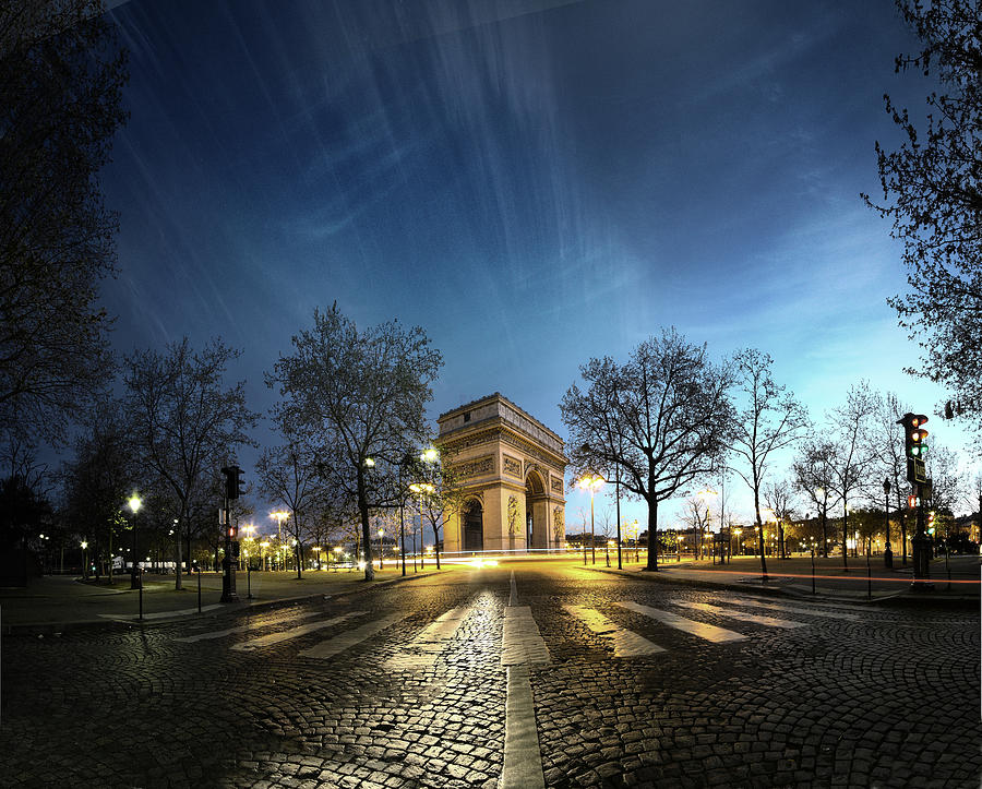 Arc Of Triumph Photograph  - Arc Of Triumph Fine Art Print