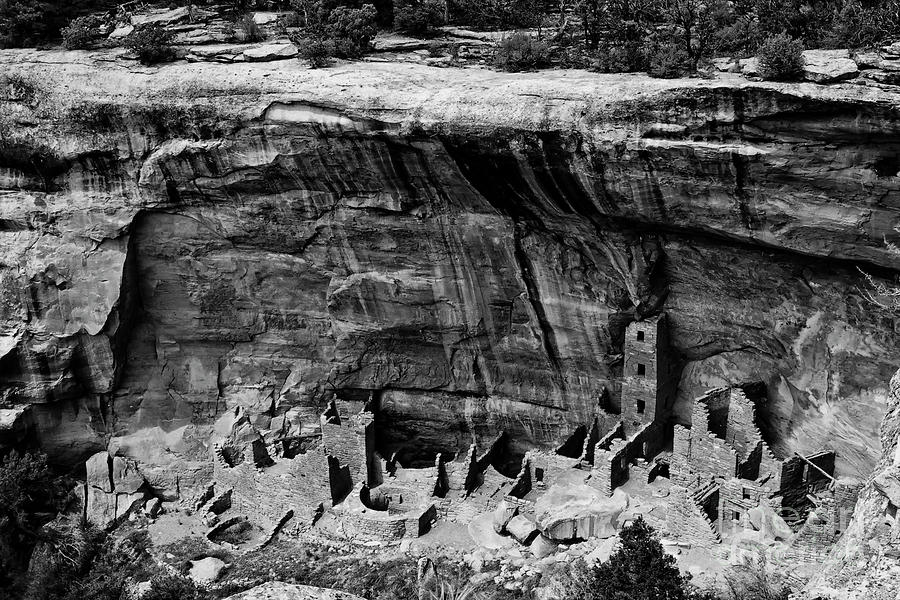 Archaeological Site - Mesa Verde 3 Photograph  - Archaeological Site - Mesa Verde 3 Fine Art Print