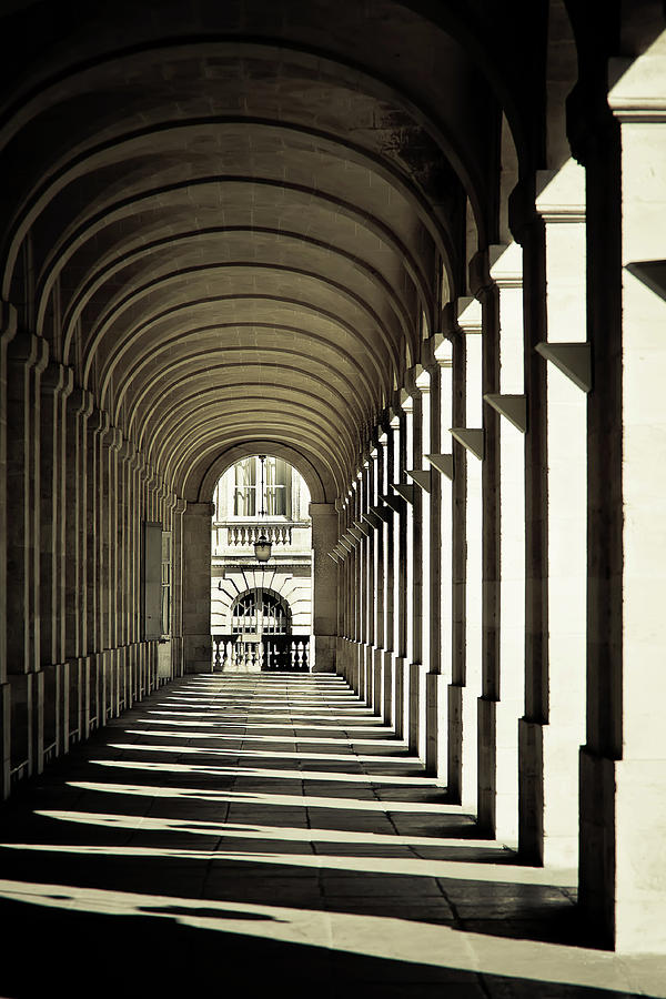 Arches Of Grand Theatre Photograph