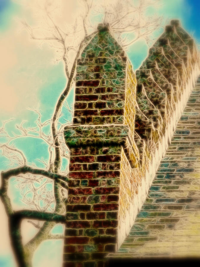 Cindy Photograph - Architectural Art by Cindy Wright