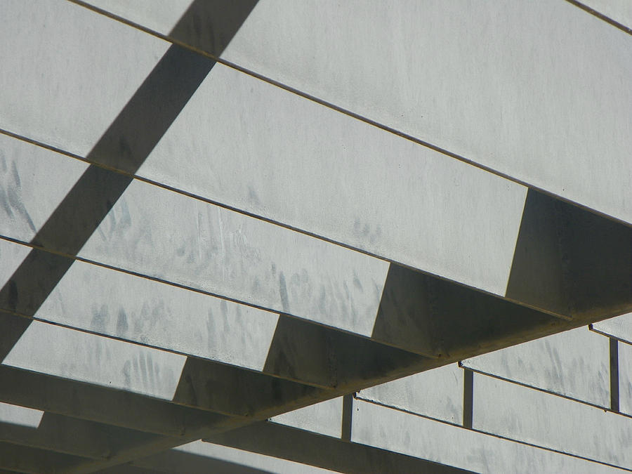Architecture minimalism 2 photograph by lenore senior for Art minimal architecture