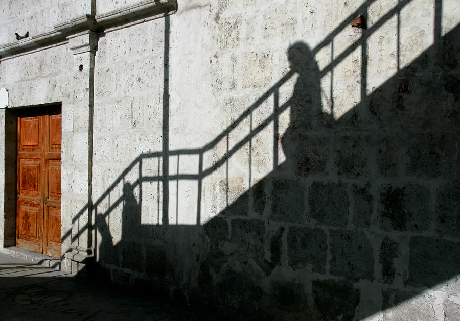 Arequipa Stairs Photograph