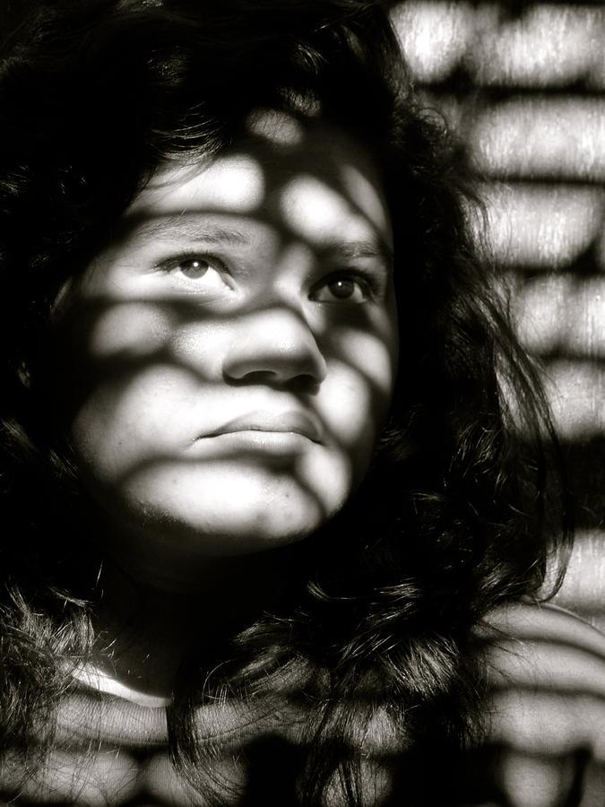 Ari Light And Darkness Series Photograph