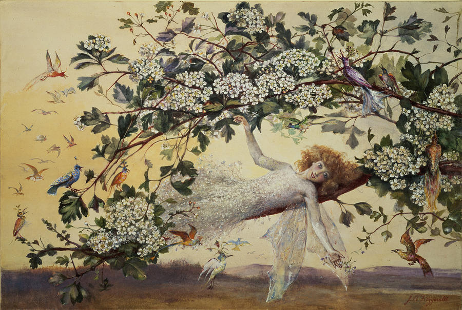 Ariel Painting