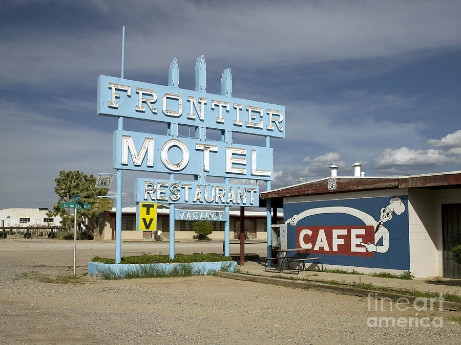 Arizona: Motel, 2009 Photograph