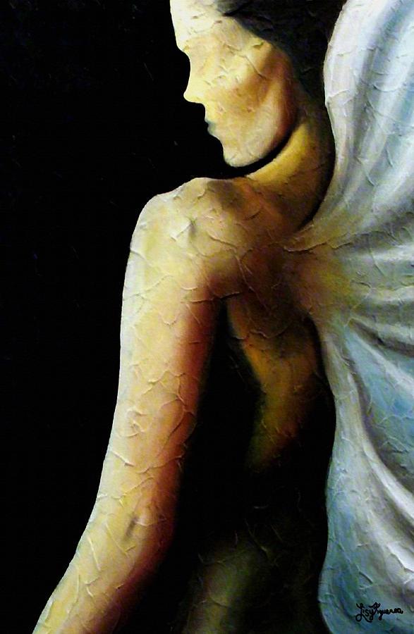Armaita Angel Of Truth Wisdom And Goodness Painting