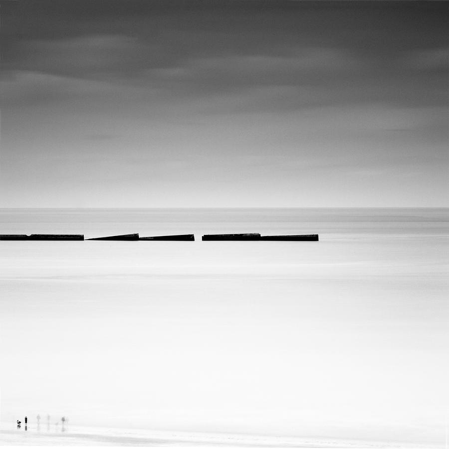 Arromanches Les Bain Photograph  - Arromanches Les Bain Fine Art Print