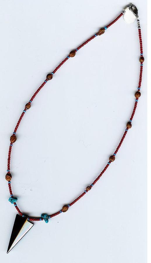 Arrowhead Necklace Jewelry