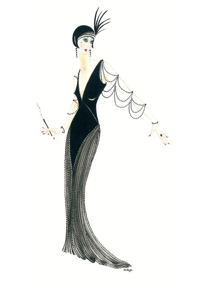 Lady art pic 17