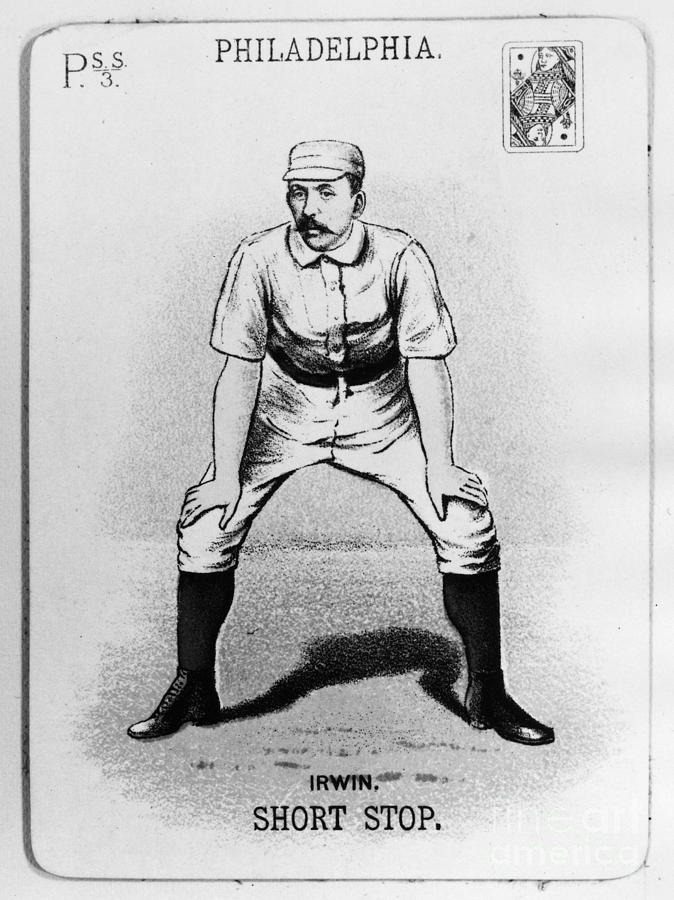 1888 Photograph - Arthur Irwin (1858-1921) by Granger