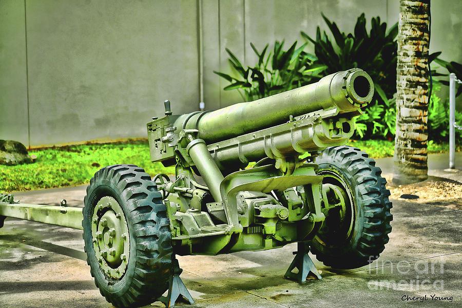 Artillery Photograph