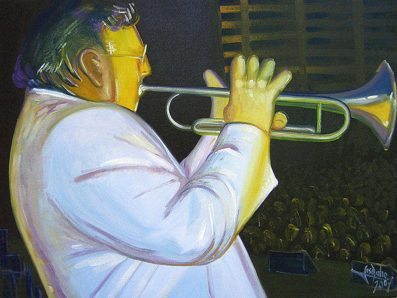 Arturo Painting