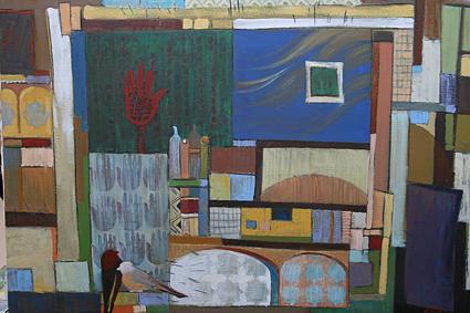 Ashoura Painting