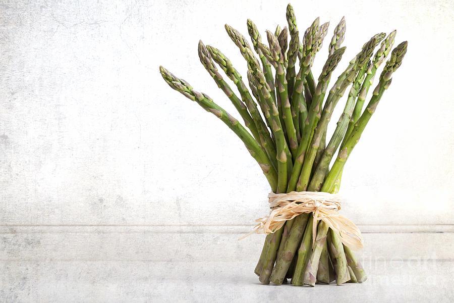 Asparagus Vintage Photograph