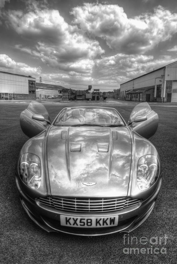 Aston Martin Dbs Photograph