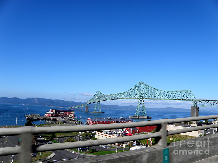 Astoria Bridge Photograph  - Astoria Bridge Fine Art Print
