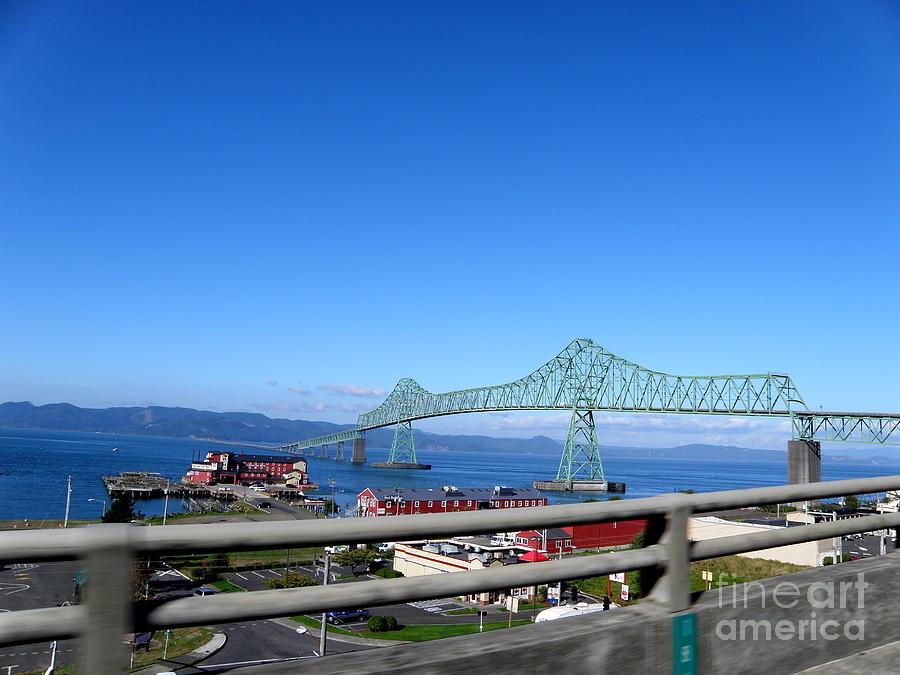 Astoria Bridge Photograph