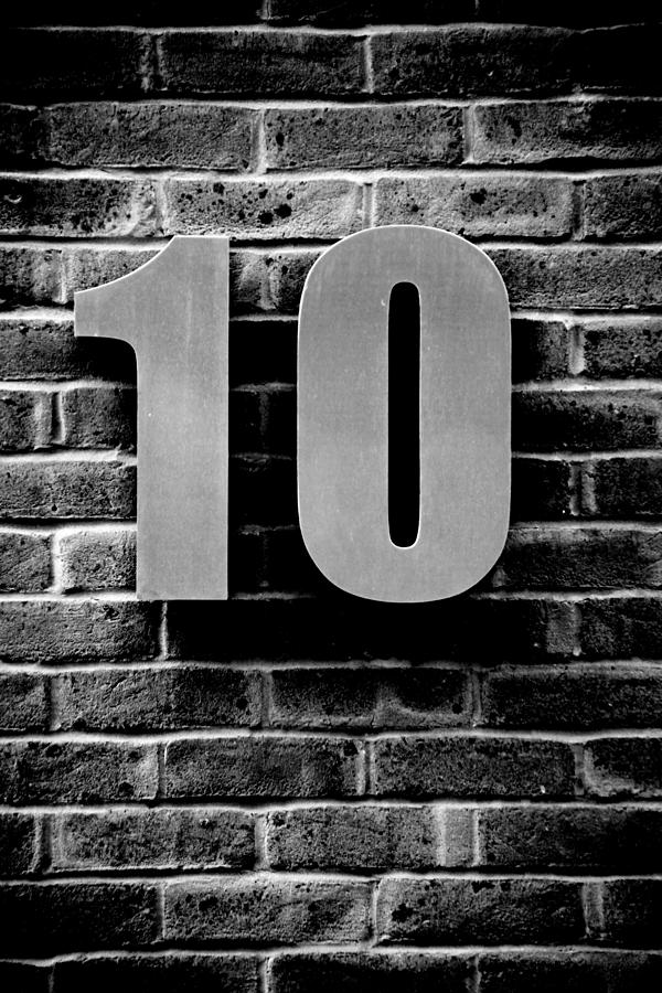 At Number 10 Photograph  - At Number 10 Fine Art Print