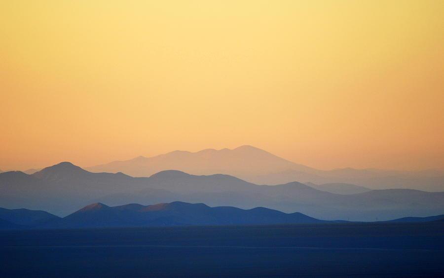 Atacama Hills Photograph