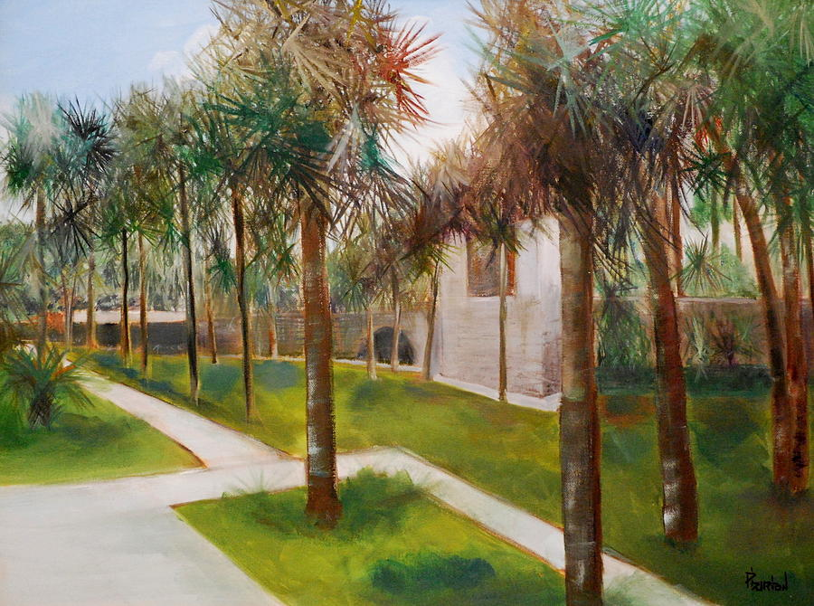 Atalaya Huntington Beach Sc Painting
