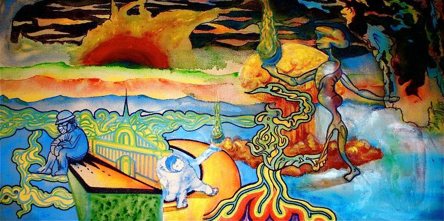 Atombomb Painting