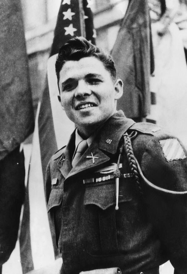 Audie Murphy 1924 1971 Most Decorated Photograph