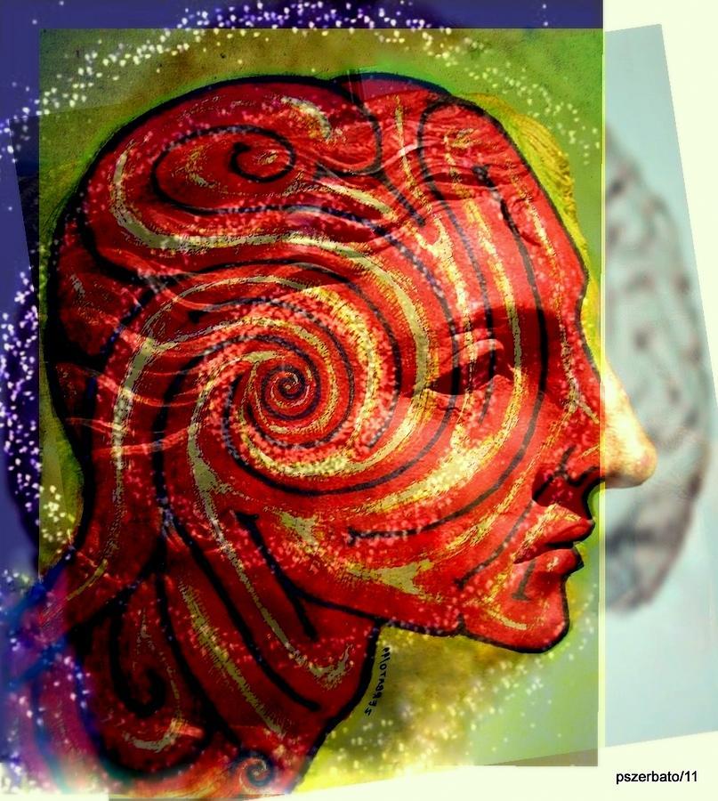 Auspicious Movement Of The Evolution Digital Art
