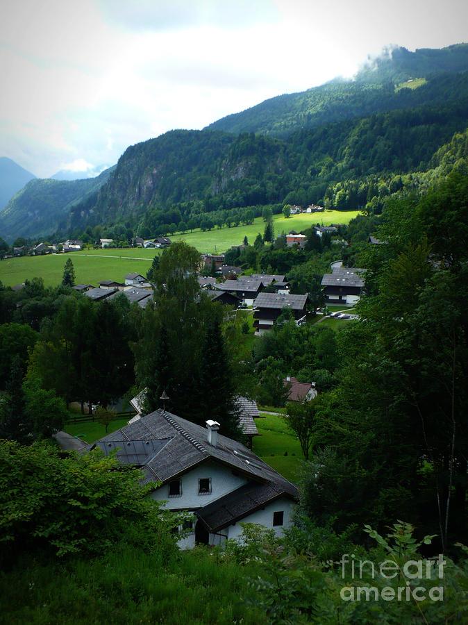 Austrian Landscape Photograph