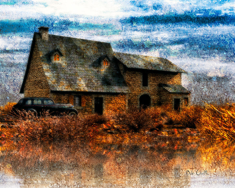 Autumn 1936 Painting  - Autumn 1936 Fine Art Print