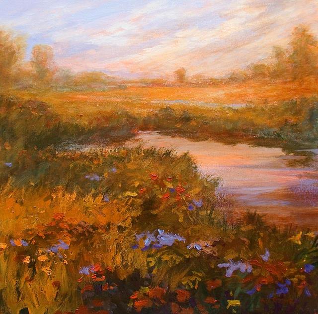 Autumn Arrives Painting