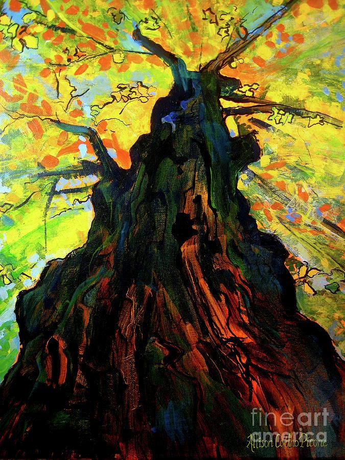 Autumn Glow Painting